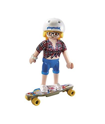 Amazon: Playmobil Adolescente con Patineta a precio más bajo