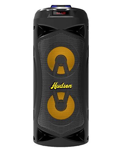 Amazon: Hudson Bocina portátil Bluetooth Inalámbrica, se llega al precio aplicando el cupón