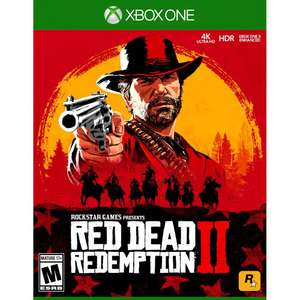 Best Buy, RED DEAD REDEMPTION 2 PARA XBOX ONE Y PS4
