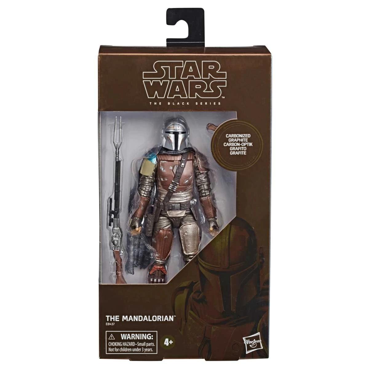 Claro shop, Star Wars The Mandalorian Cobre Hasbro