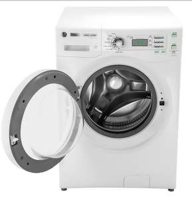 Tienda Mabe: lavadora carga frontal mabe 15kg 43% descuento real