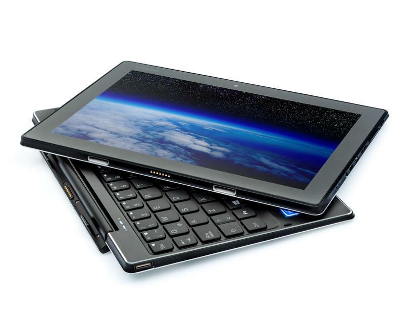 Coppel tablet convertible Hibrida Lenovo MIIX310-10 Plateada