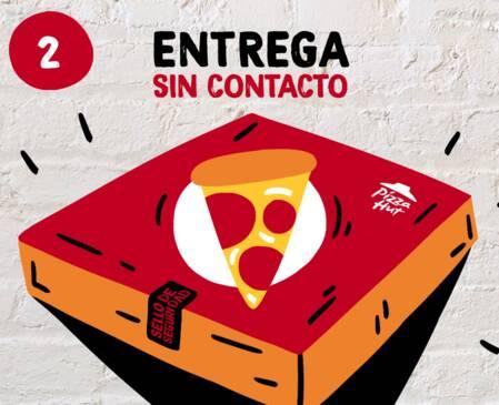Pizza Hut: 2 X 1 Pizzas Grandes de Especialidades Favoritas Hut Cheese/Cheesy Pops