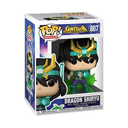 Amazon: Funko Pop: Saint Seiya - Dragon Shiryu