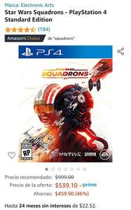 Amazon: Star Wars Squadrons - PS4