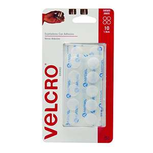 Amazon: Velcro Brand Círculos Sujetadores con Adhesivo