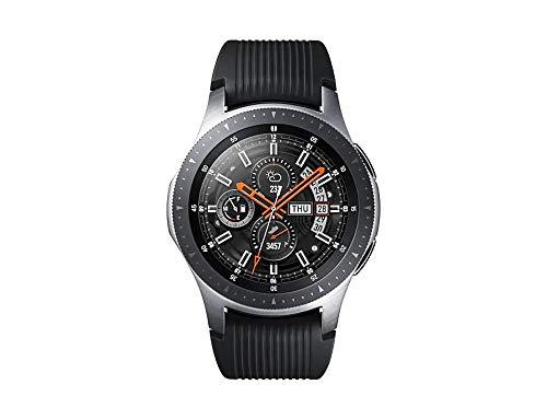 Amazon: Samsung Galaxy Watch (46 mm) Plateado (Bluetooth), SM-R800 - Versión internaciona
