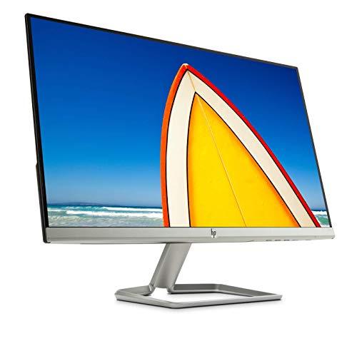 """Amazon: HP 24f - Monitor LCD de 23.8"""" (Full HD, 16:9, 1920 x 1080, 60 Hz, HDMI, 60.5 cm), Color Plata"""