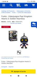 Best Buy: Funko Kingdom Hearts 3 - Soldier Heartless