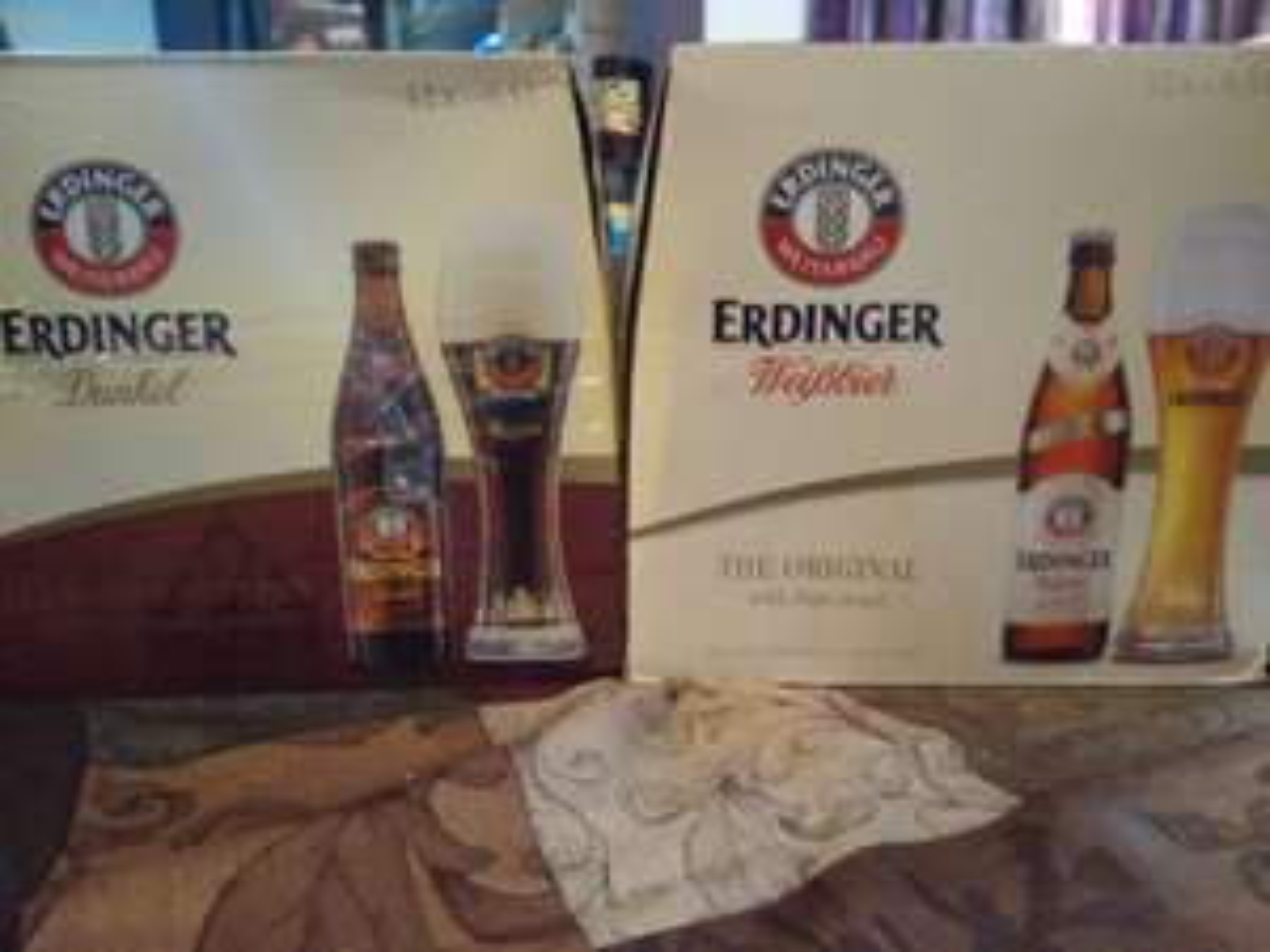 Walmart Nogales: Cerveza Erdinger
