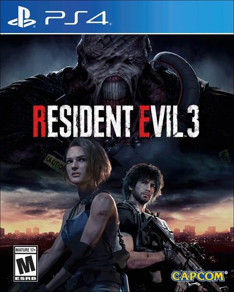 Amazon: Resident Evil 3 PS4 en físico
