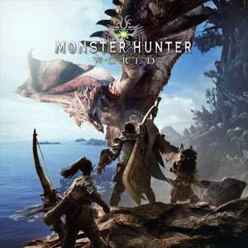 CDKeys Clave de Steam Monster Hunter World