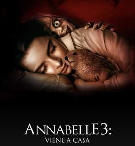 iTunes: Annabelle 3 4k + Dolby Atmos