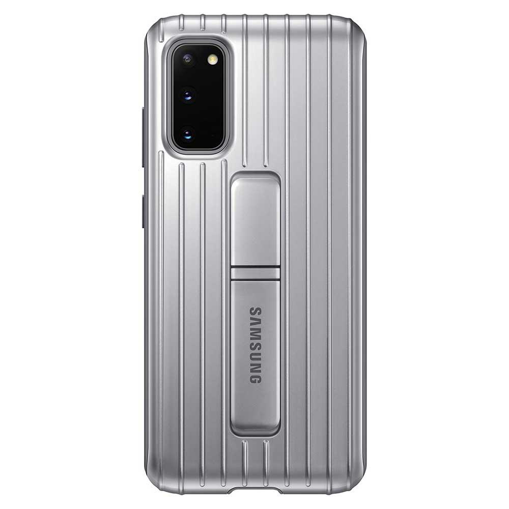 Best Buy: Samsung - Funda / Case Protective Cover para Samsung Galaxy S20 - Plata