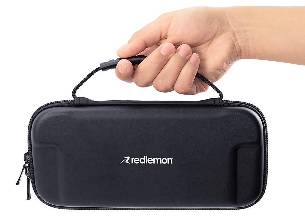 Best buy: Redlemon - Estuche Rígido Portátil parara Nintendo SwitchLite