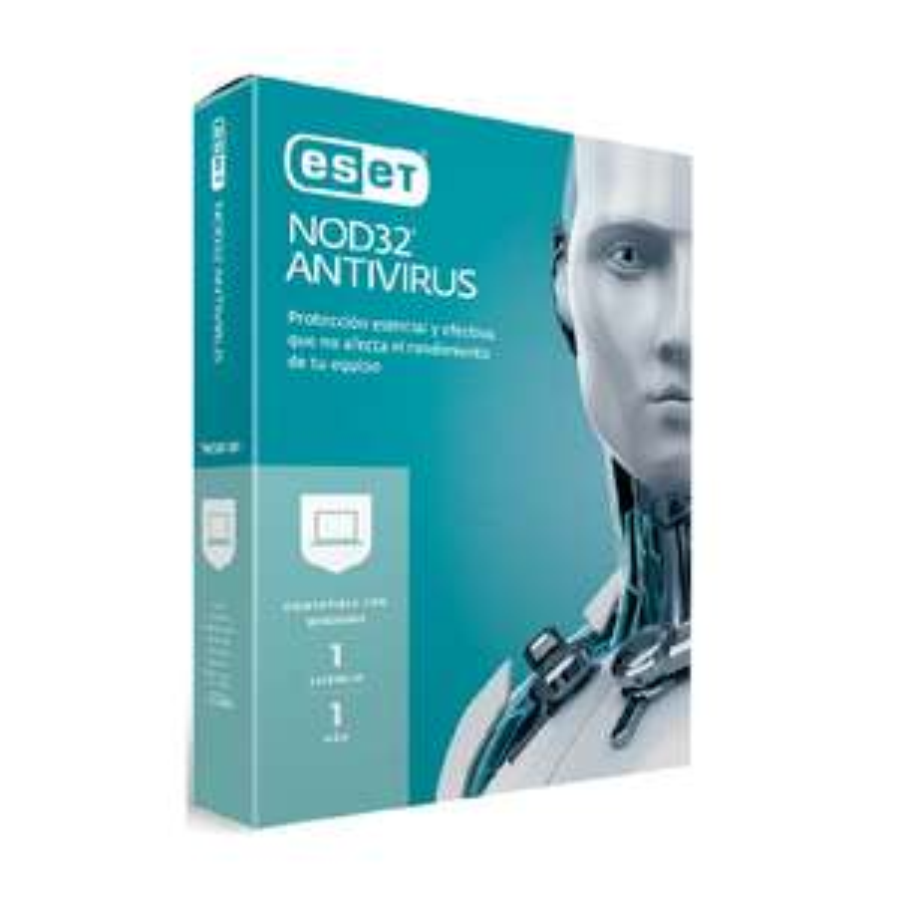 Best Buy: ESET - Antivirus NOD32 - 1 Licencia - 1 Año de suscripción