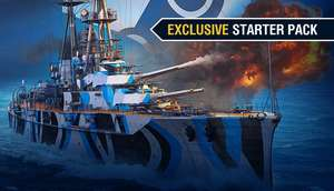Steam: World of Warships, Starter Pack