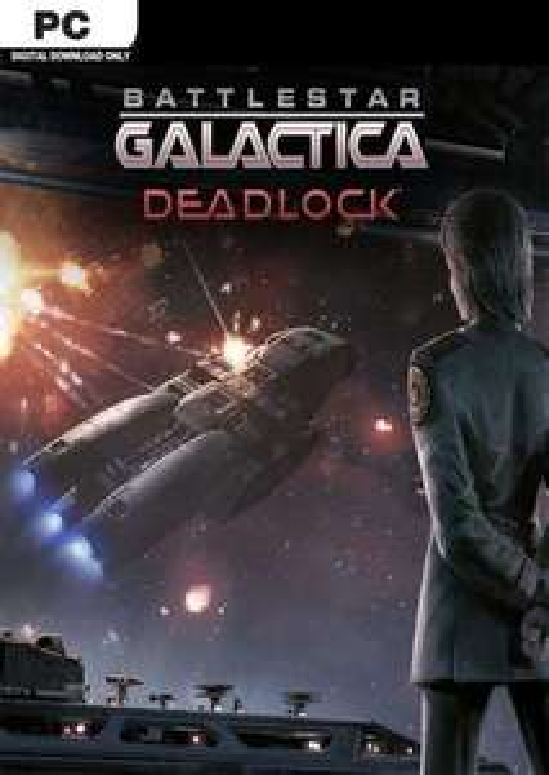 CDKeys: BATTLESTAR GALACTICA DEADLOCK PC