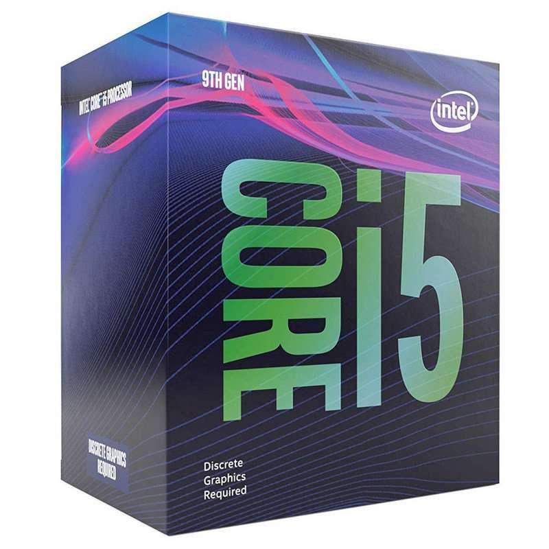 Cyberpuerta: Procesador Intel Core i5-9400F