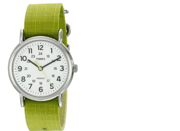 Amazon: Reloj TIMEX INDIGLO a $286.47