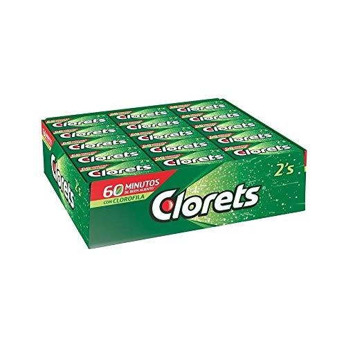 Amazon: Clorets, 2´S de 2.8 gramos, Paquete de 60