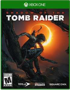 Best Buy: Shadow of the Tomb Raider XBOX ONE