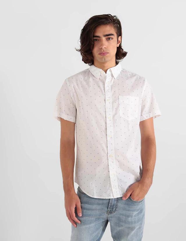 Liverpool: Camisa casual Aeropostale Slim