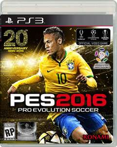 Amazon: PES 2016 para Xbox 360 y PS3 a $274