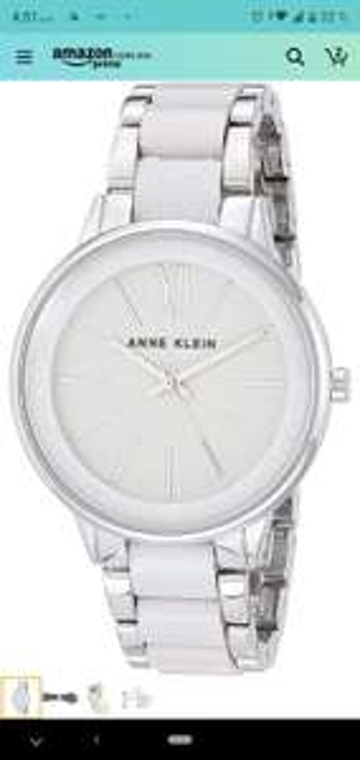 Amazon: Reloj Anne Klein para Mujer