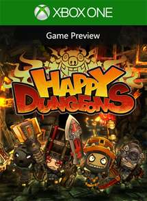 Xbox One: Happy Dungeons Gratis