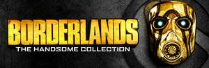 Steam: BORDERLANDS: THE HANDSOME COLLECTION
