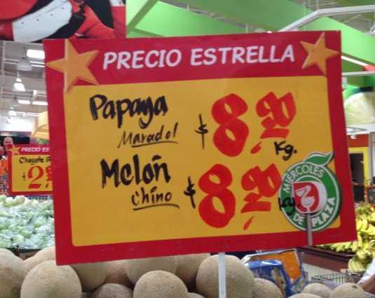 Miércoles de Plaza en La Comer agosto 1: sandía $2.90, melón $8.90 y más