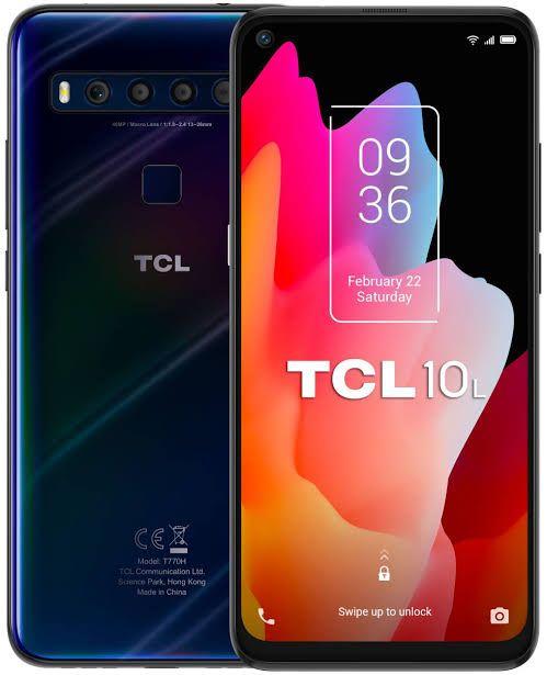 Best buy: TCL - TCL 10L