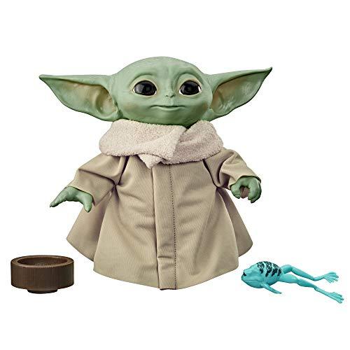 Amazon: Baby yoda. The child
