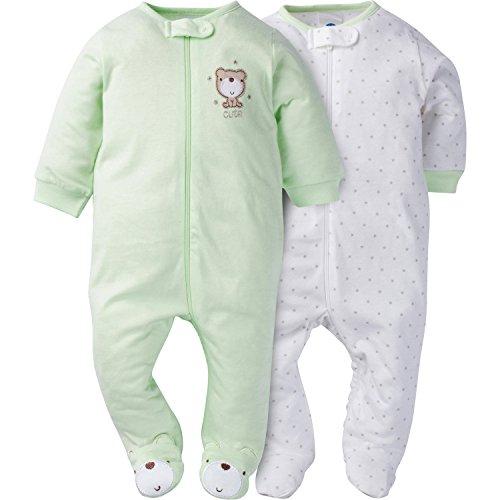 Amazon Pijamas marca Gerber talla recién