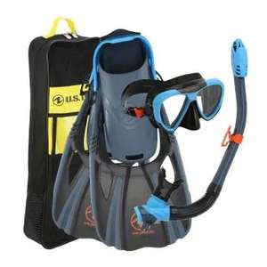 Sam's Club, Set de Snorkel Us Divers Adulto L-XL