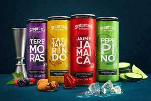 City club: Seagrams bebidas premezcladas