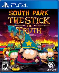 Game planet: South Park The Stick of Truth PS4