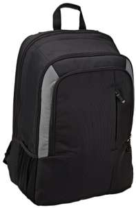 Amazon: Mochila AmazonBasics para laptop de hasta 15""