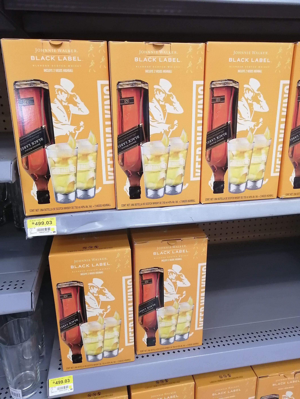 Black label Walmart