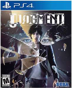 Amazon: Judgement ps4