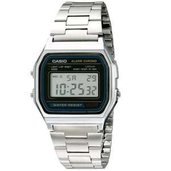 Linio: Reloj Casio Vintage A158W-1-Gris