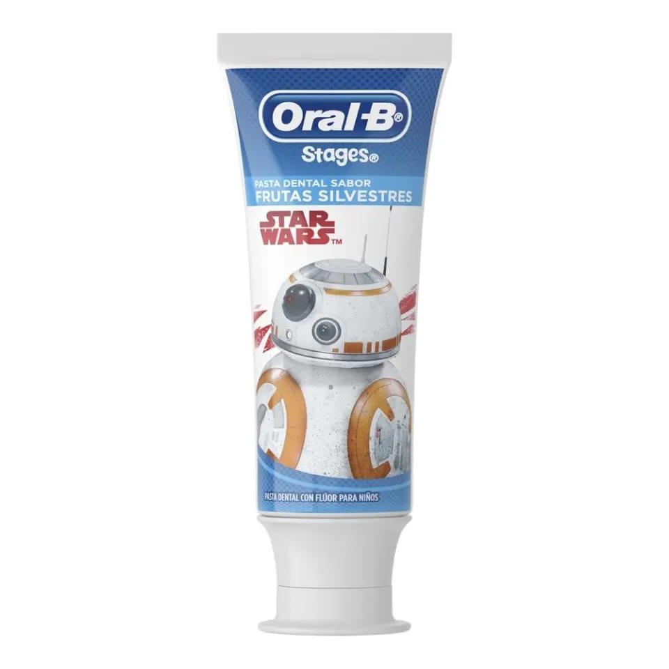 Bodega Aurrerá: Pasta dental Oral B Stages con flúor sabor frutas silvestres 75Ml