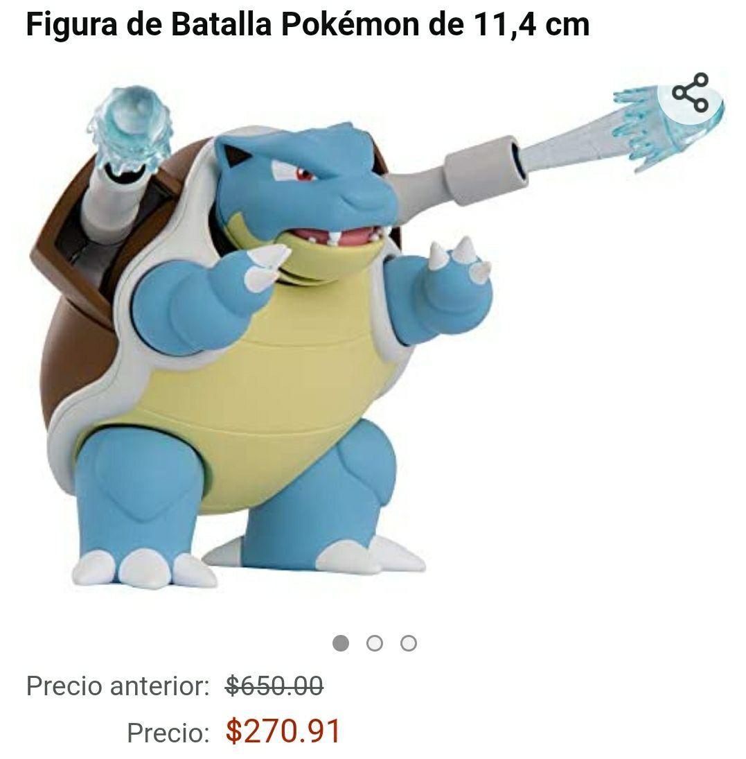 Amazon: Figura Pokemon Blastois