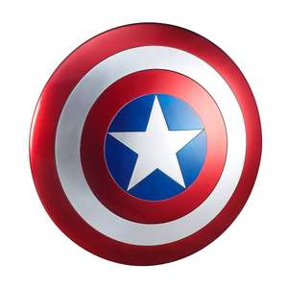 Walmart en línea: para coleccionistas Escudo de Capitán América Legends Series Marvel a $2,499