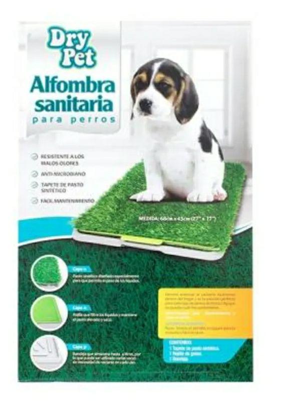 Walmart: Alfombra sanitaria Dry Pet