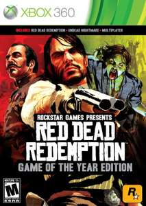 Amazon: Red Dead Redemption Edición GOTY