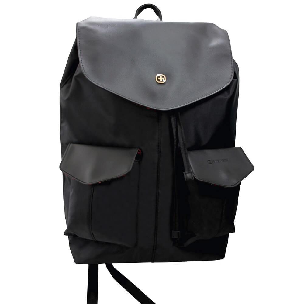 "Best buy - Wenger - Backpack Mariejo 14"" - Negra"