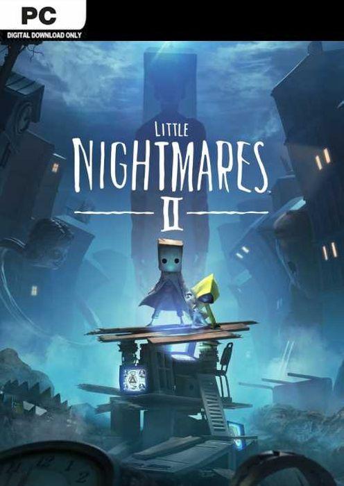 CDKeys: LITTLE NIGHTMARES II PC