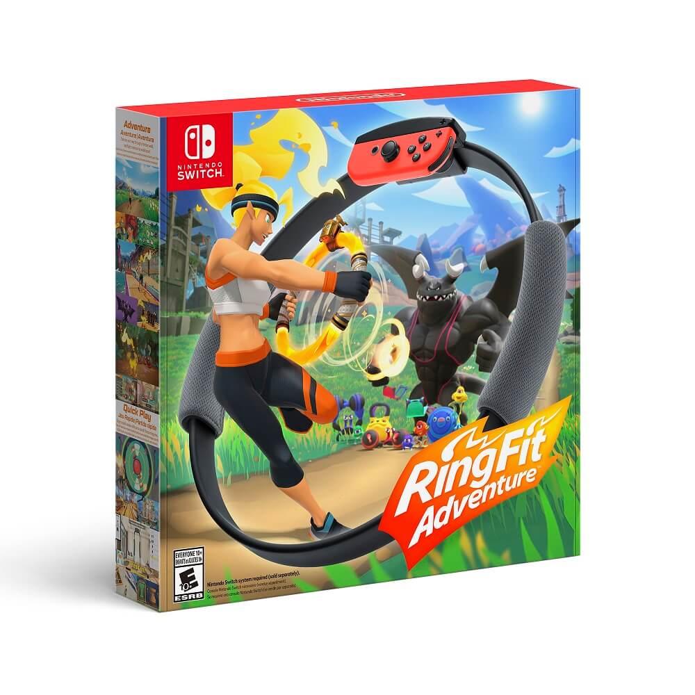 Best Buy: Nintendo Switch - Ring Fit Adventure